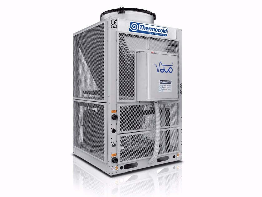 Air to water Heat pump DUO by Thermocold