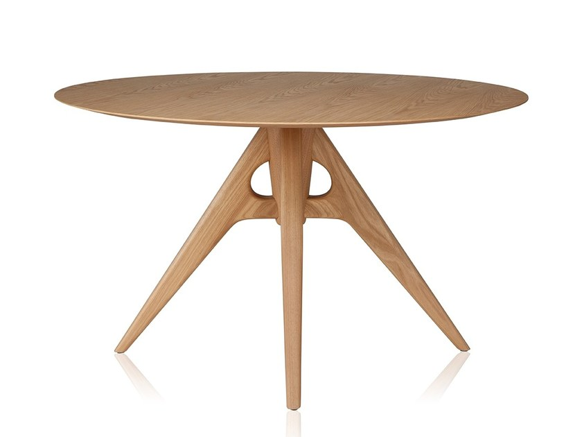 Round dining table DUOMO | Dining table by Sollos