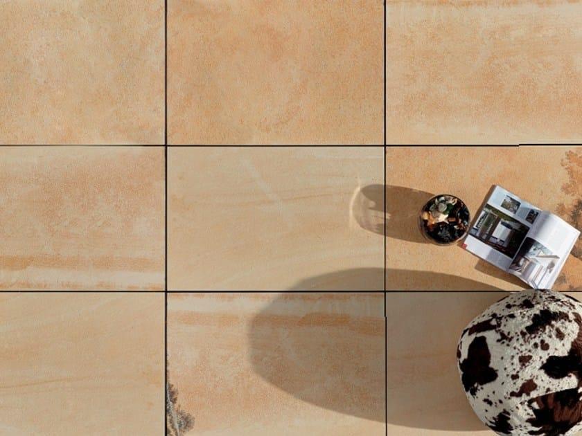 Carrelage extérieur effet pierre DUOMO SOLNHOFEN by L'ALTRA PIETRA