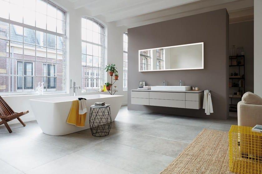 Vasche Da Bagno Incasso Duravit : Vasca da bagno centro stanza durasquare vasca da bagno duravit