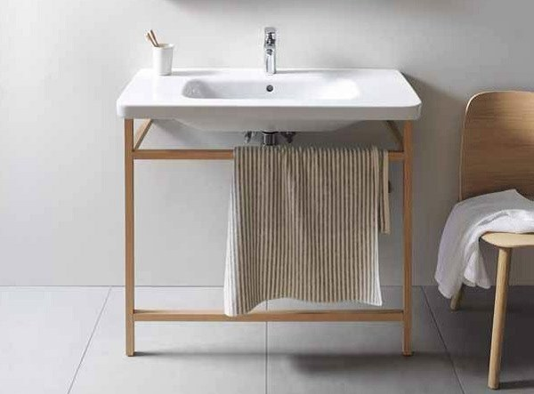 Console washbasin DURAVIT - DURASTYLE CONSOLLE by Archiproducts.com