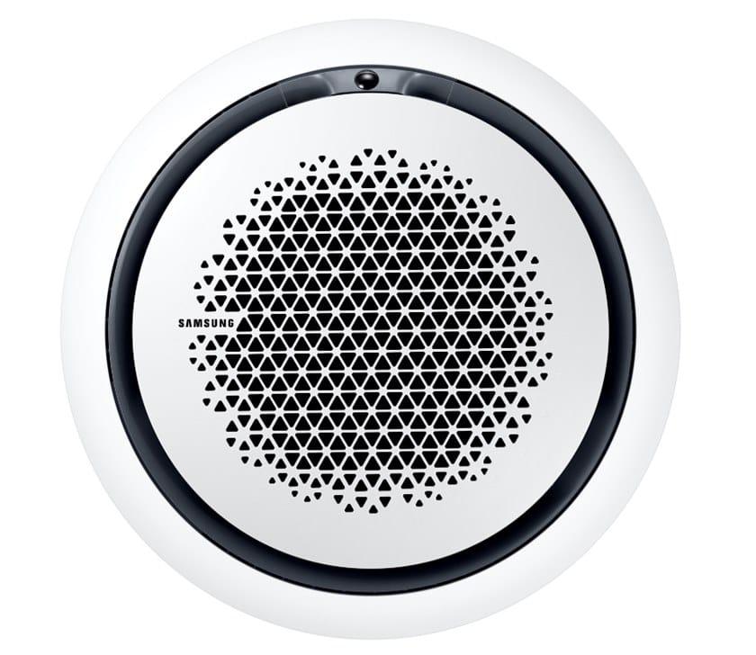 Equipo de aire acondicionado mono-split de techo comercial DVM Chiller - CASSETTA 360 by Samsung Climate Solutions
