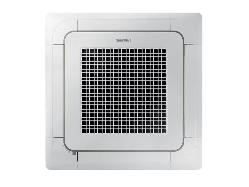Equipo de aire acondicionado mono-split tipo cassette de techo DVM Chiller - 4 ways cassette by Samsung Climate Solutions