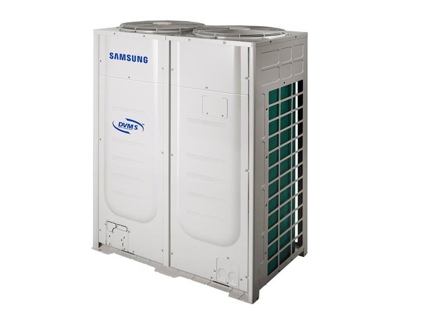 Unidade de recuperação de calor DVM S HEAT PUMP / HEAT RECOVERY UNIT by Samsung Climate Solutions