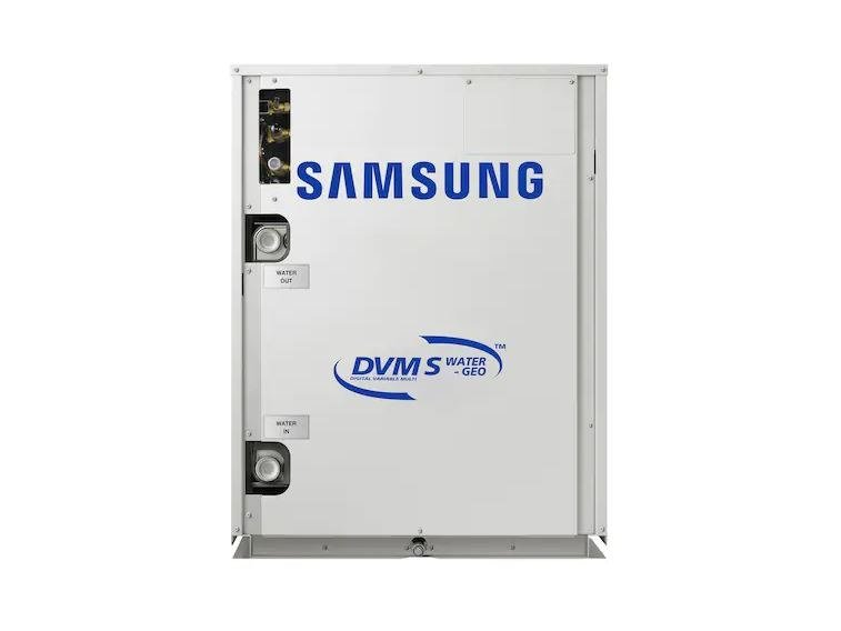 Unidade externa DVM S WATER by Samsung Climate Solutions