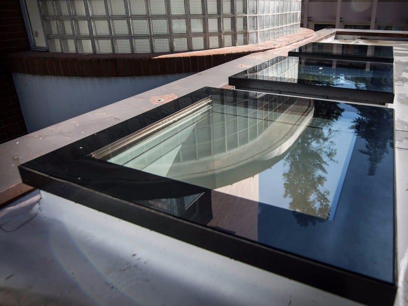 PVC roof window DXF DU6 by FAKRO