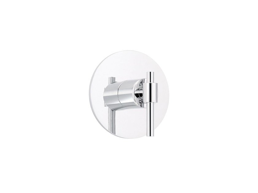 1 hole thermostatic shower mixer DYNAMIC | 1 hole thermostatic shower mixer by rvb