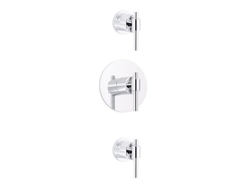 3 hole shower tap DYNAMIC   3 hole shower tap by rvb
