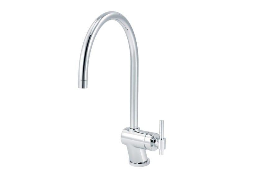 Countertop 1 hole kitchen mixer tap DYNAMIC | Countertop kitchen mixer tap by rvb