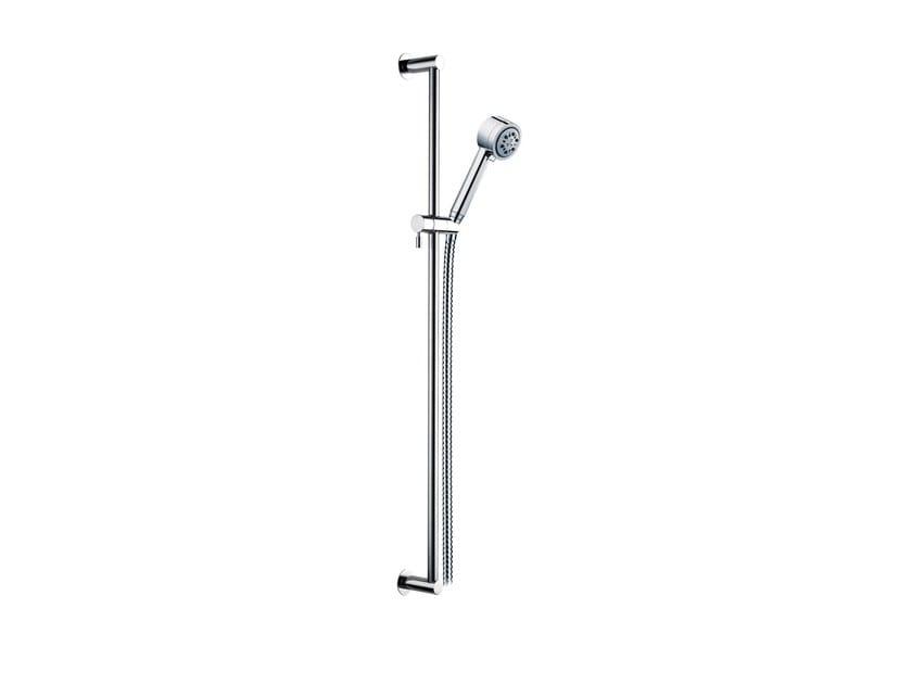 Shower wallbar with hose DYNAMIC | Shower wallbar by rvb