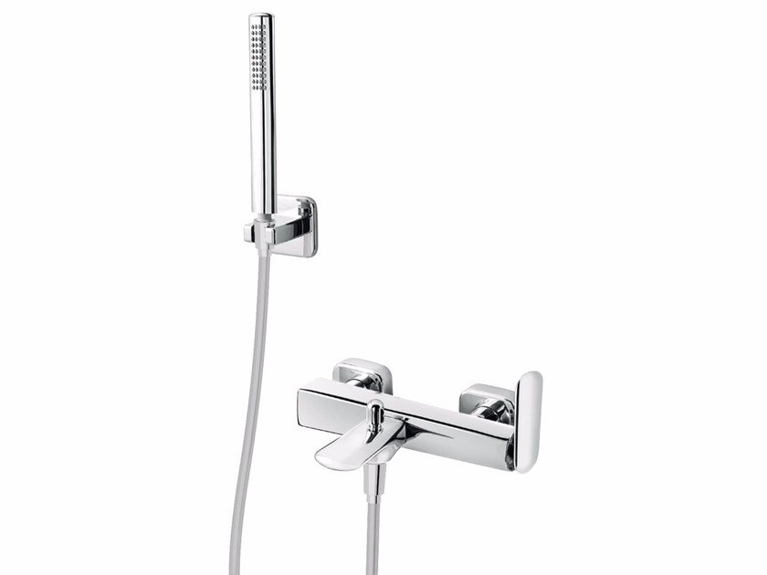 Miscelatore per vasca a muro con doccetta DYNAMICA 88 - 8833162 by Fir Italia