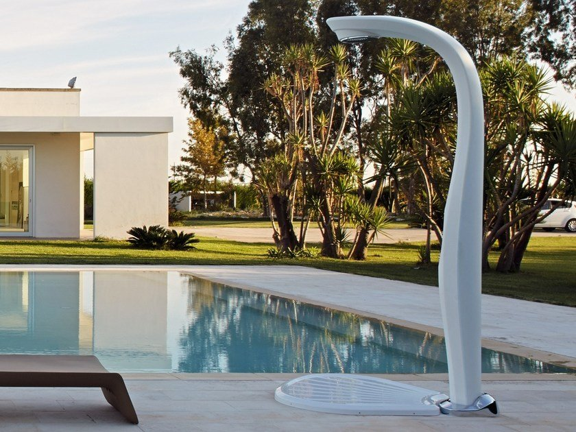 Poleasy® outdoor shower DYNO by Myyour