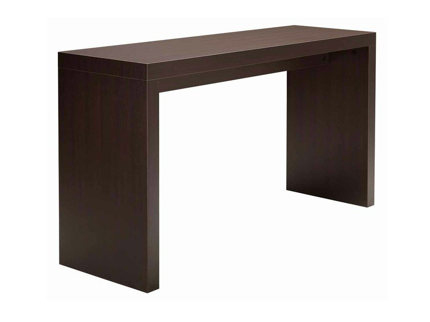 Rectangular laminate high table Deck 501-A by Metalmobil