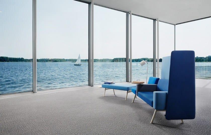 Carpet tiles Desso AirMaster® Oxy by TARKETT