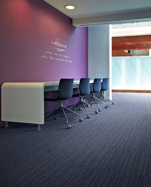 Carpet tiles Desso AirMaster® by TARKETT