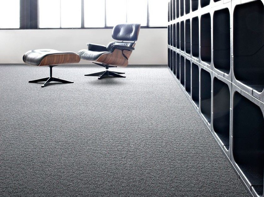 Carpet tiles DESSO FLOW by TARKETT