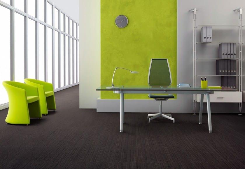 Carpet tiles Desso Flux by TARKETT
