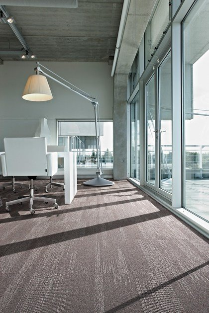 Carpet tiles DESSO GRIDS by TARKETT