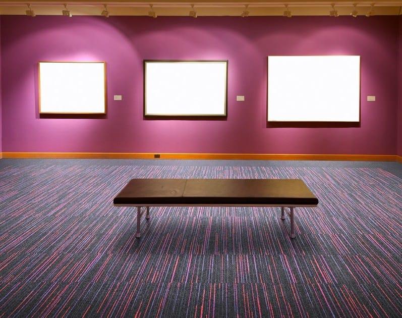 Carpet tiles Desso Neo by TARKETT