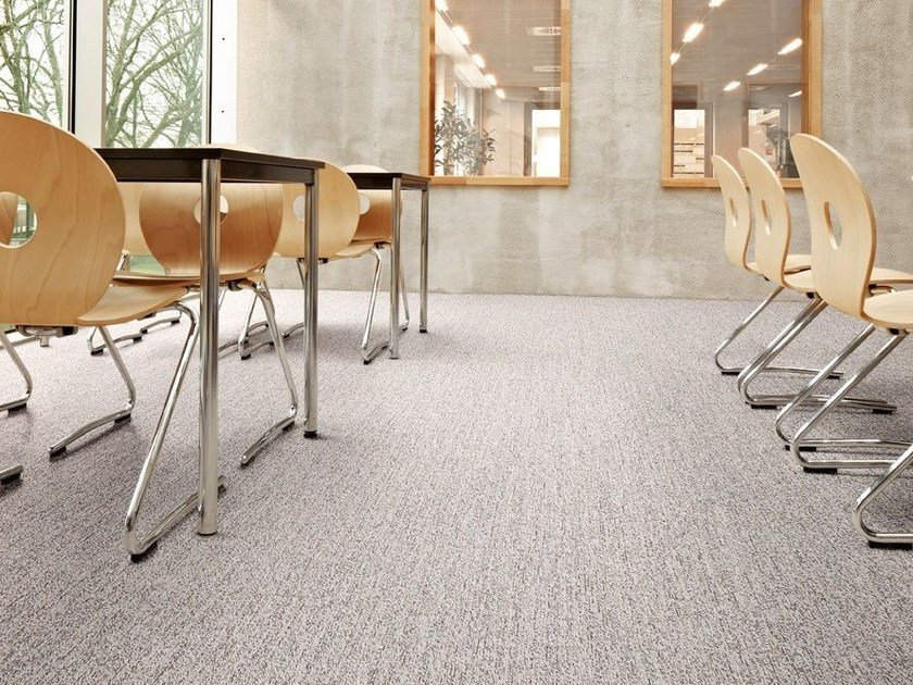 Carpet tiles Desso Trace by TARKETT