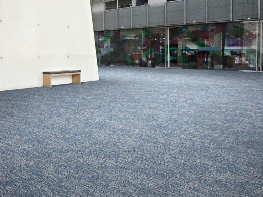Carpet tiles Desso Wave by TARKETT