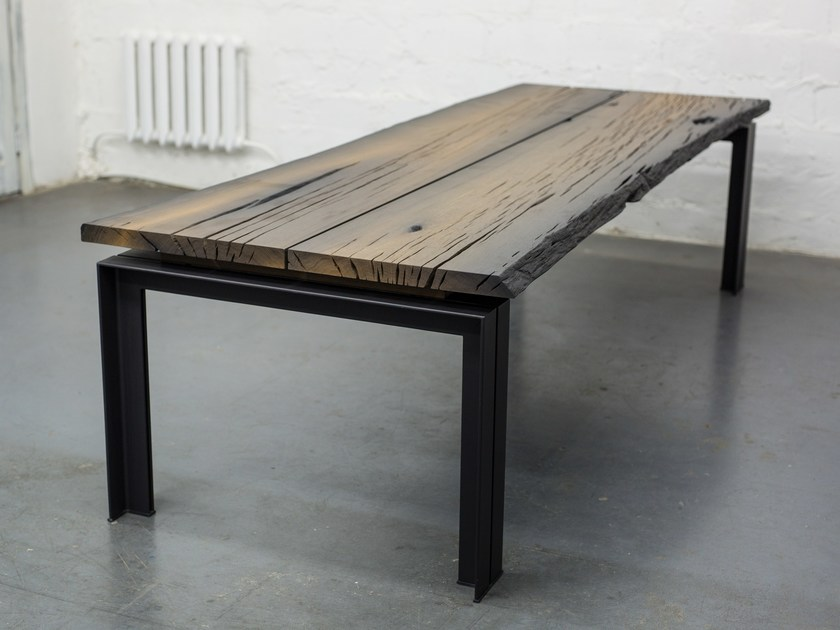 Rectangular dining table Dining table by EDWOOD