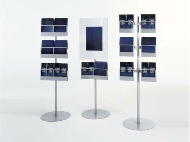 Floor-standing display unit KOALA TOTEM by Caimi Brevetti