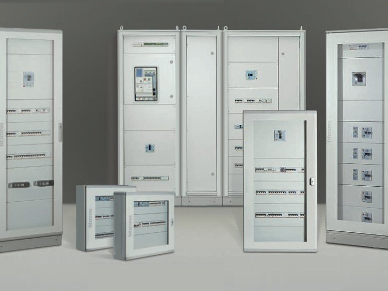 Electrical switchboard Distribution boards and Cabinets by BTICINO