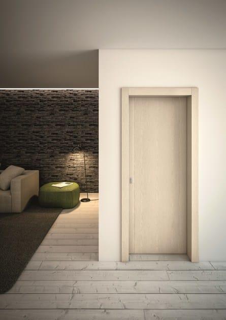 Hinged wooden door UNICA | Hinged door by PIVATO