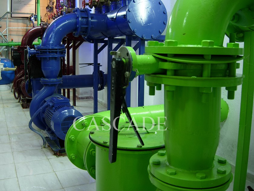 Pump for fountains Dry pumps by CASCADE