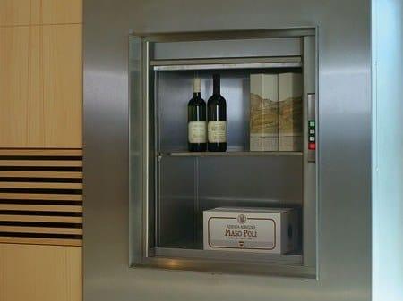 Household professional Dumbwaiter lift Dumbwaiter lift by Pizzeghella e Stevan