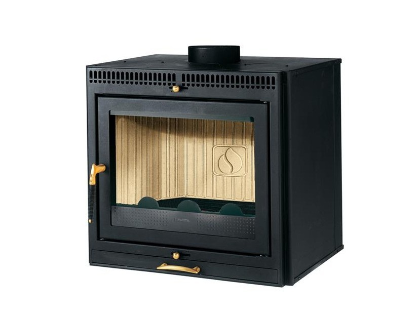 Wood-burning Fireplace insert E 65/58M by Piazzetta