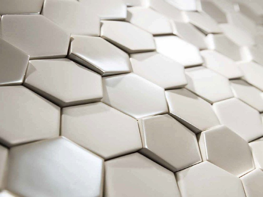 Ceramic mosaic E-MOTION by AREZIA