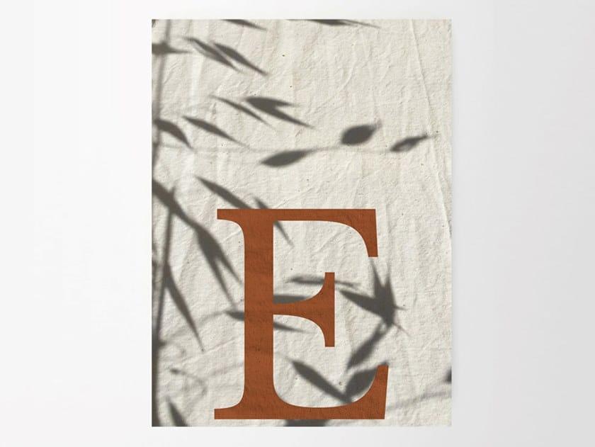 Stampa su carta E SHADES by Sesehtypo