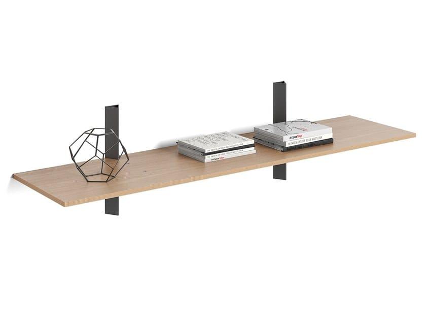 Plywood wall shelf E17 | Wall shelf by ODESD2