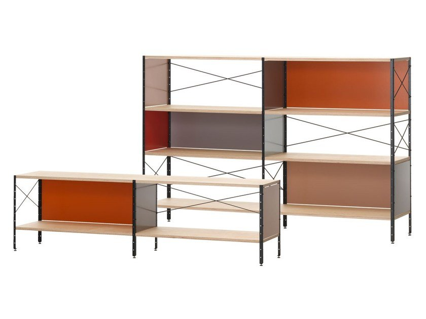 Surprising Laminate Shelving Unit Eames Storage Unit Shelf By Download Free Architecture Designs Salvmadebymaigaardcom