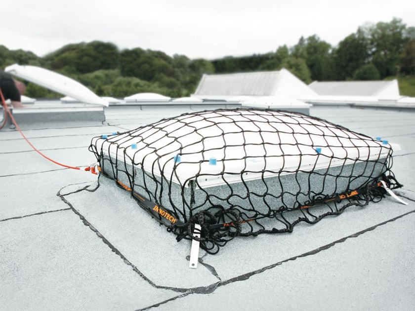 Sistema di protezione mobile per lucernari EAP-MOBI-XXXX-XXXX by INNOTECH®