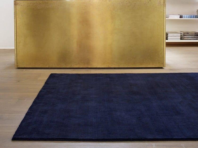 Contemporary style handmade rug EARTH BAMBOO by Massimo Copenhagen