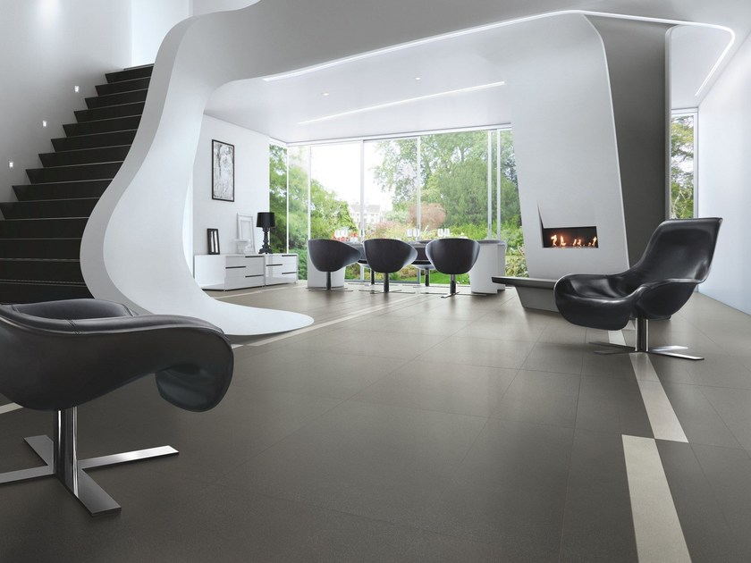 EARTH BY PININFARINA | Pavimento Earth grigio