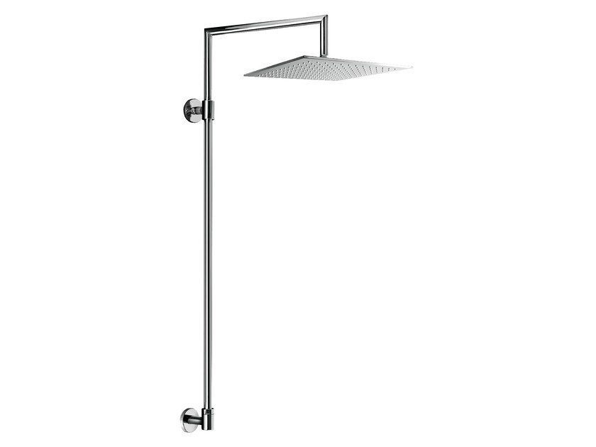 Wall-mounted shower panel with overhead shower EASY SHOWERS - 1441370 by Fir Italia