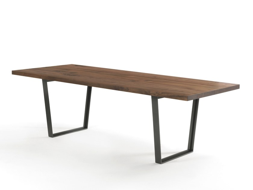 Rectangular dining table EASY | Table by Riva 1920