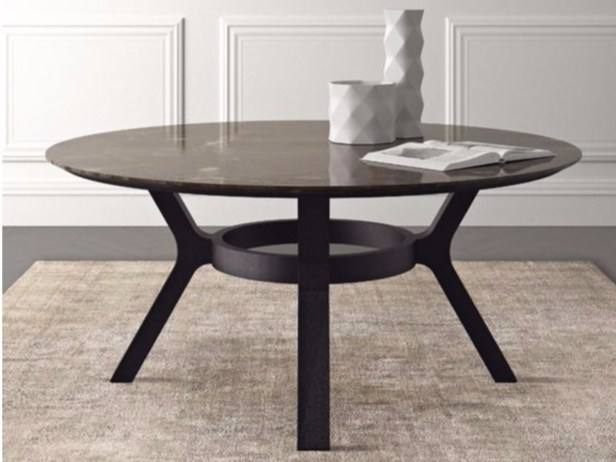 Round marble table EATON | Table by Casamilano