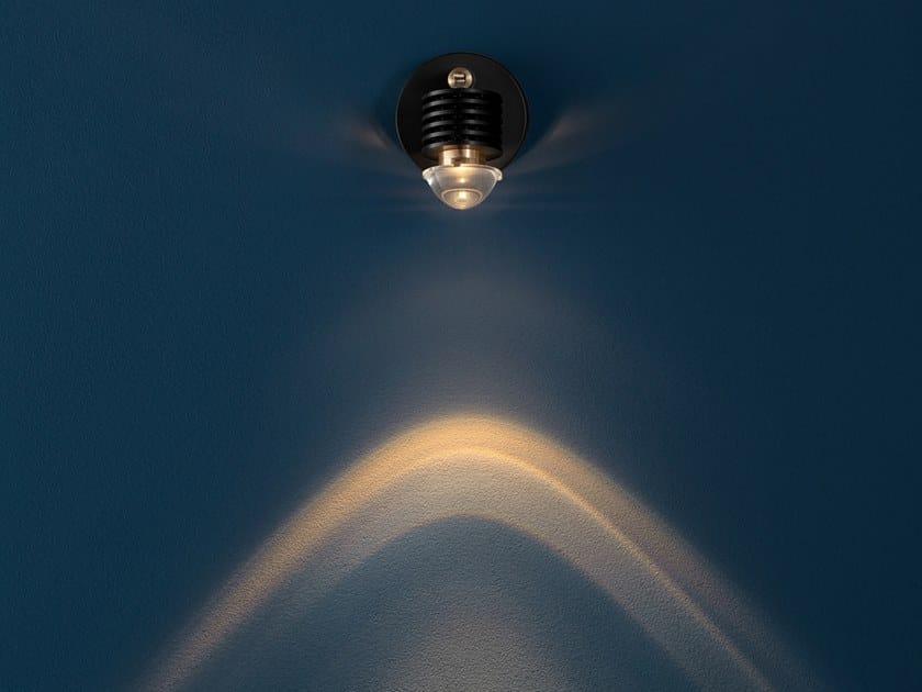 Lampada da parete a LED EC 301 by Catellani & Smith