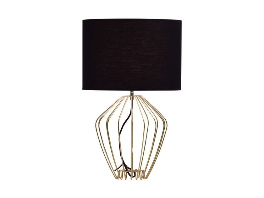 Metal table lamp ECLETIC by Aromas del Campo
