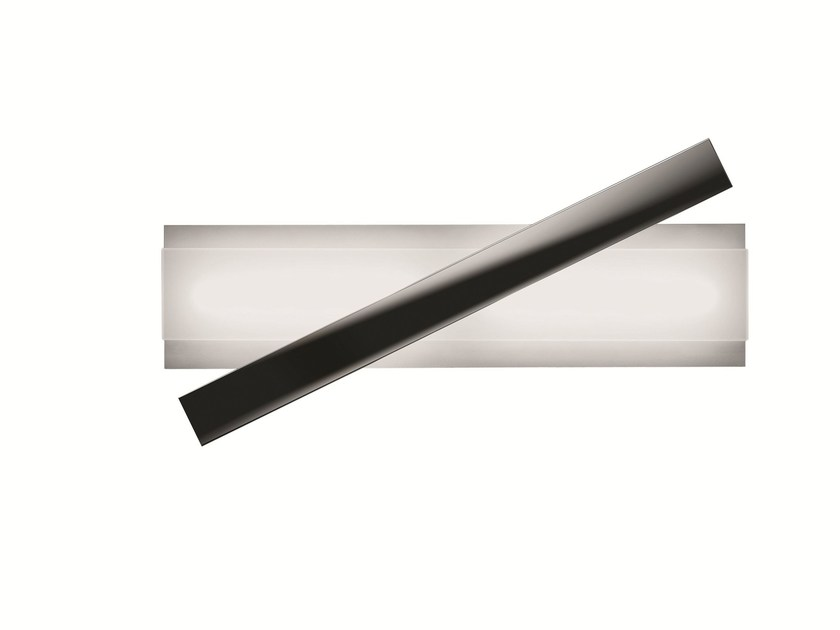 LED direct light powder coated aluminium ceiling lamp ECLIPS_S by Linea Light Group