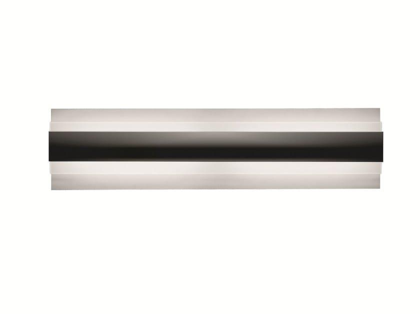 LED direct light powder coated aluminium wall light ECLIPS_W by Linea Light Group