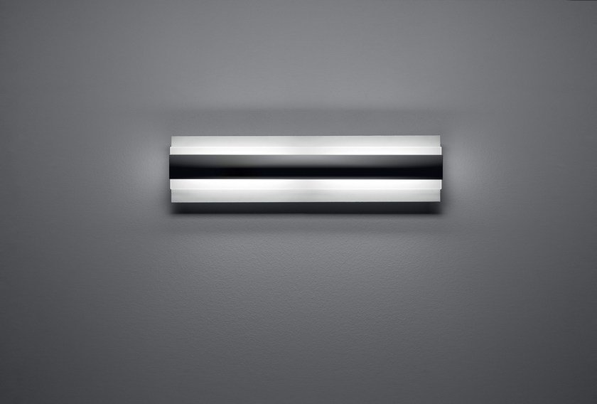 Light Eclips Led Applique Luce Linea Verniciato In A Polvere Group w Diretta Alluminio wynvN80PmO
