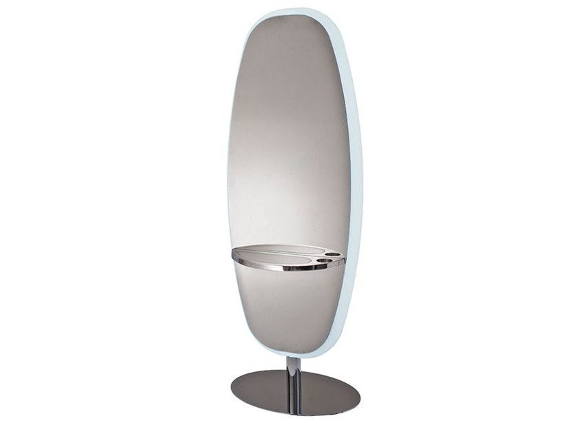 Free-standing styling unit ECLIPSE 2 by Maletti