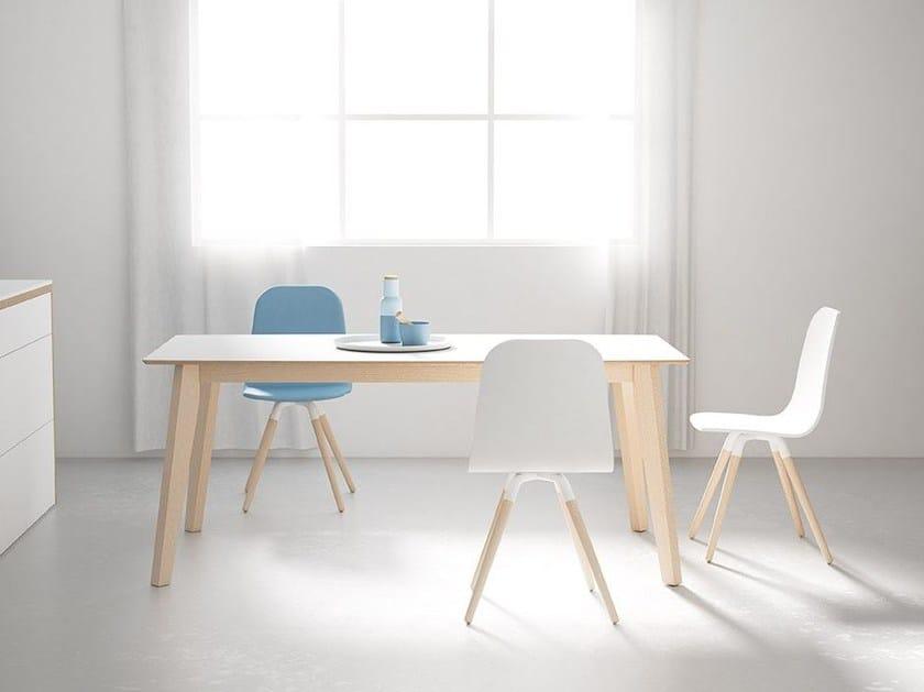 Extending rectangular table ECLIPSE by CANCIO