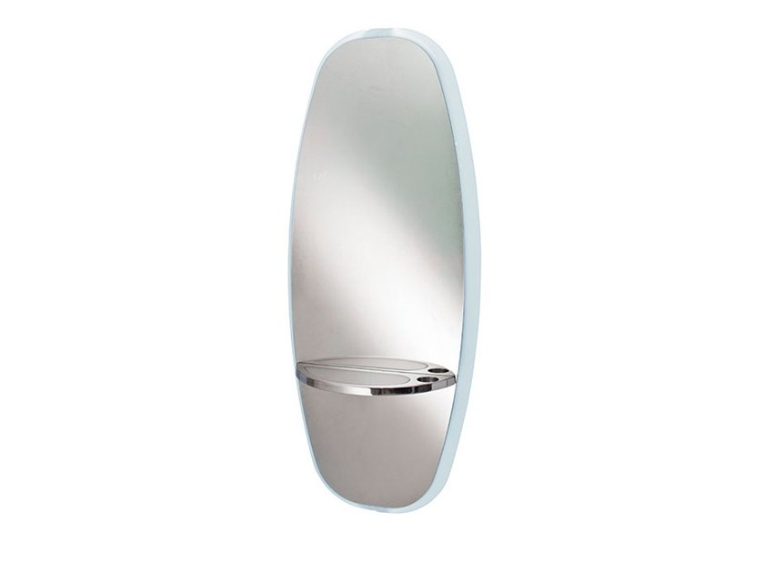 Wall-mounted styling unit ECLIPSE by Maletti